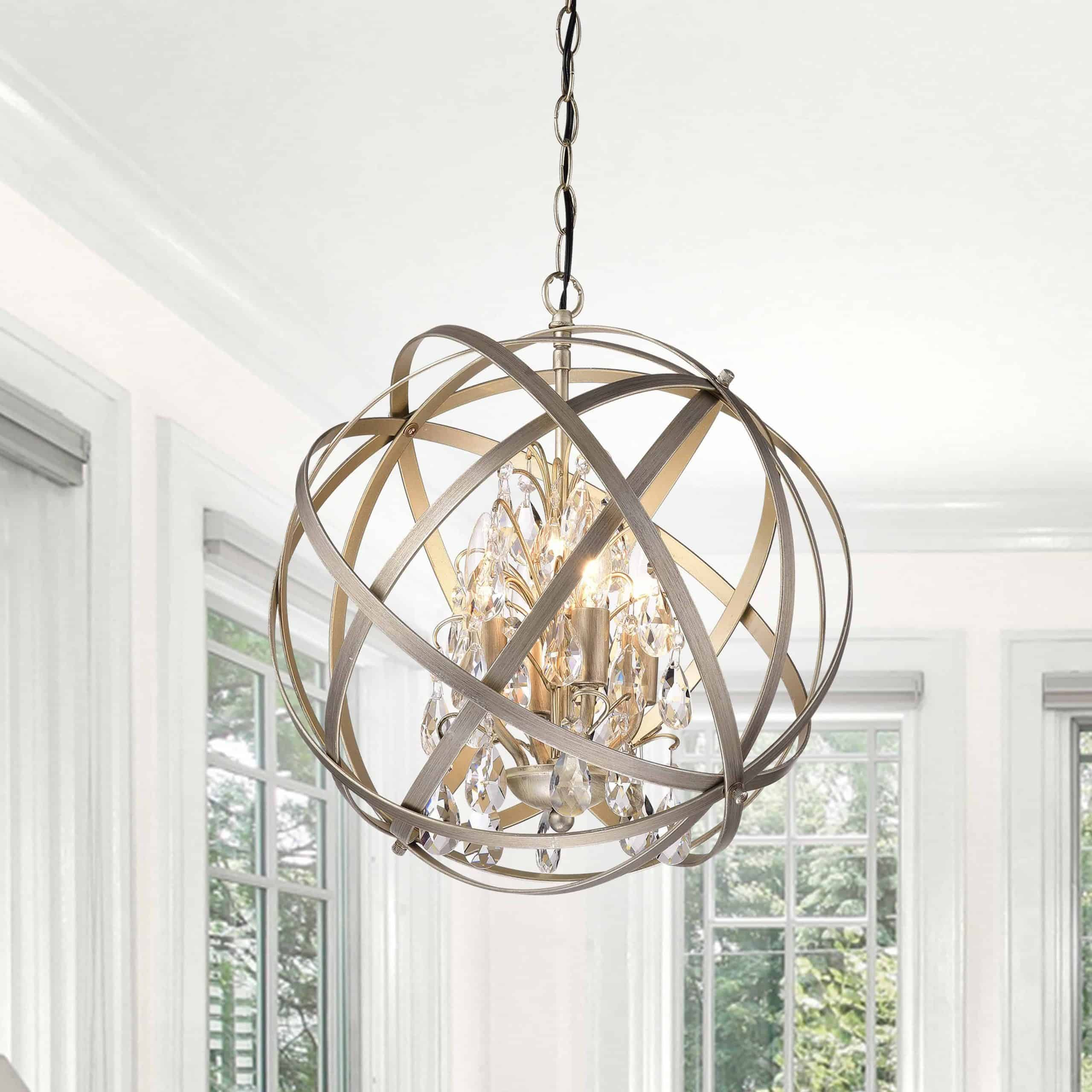 Benita-Antique-Copper-4-light-Metal-Globe-Crystal-Chandelier-5499630b-926e-4a1e-a1c3-1e32c5e8df2d